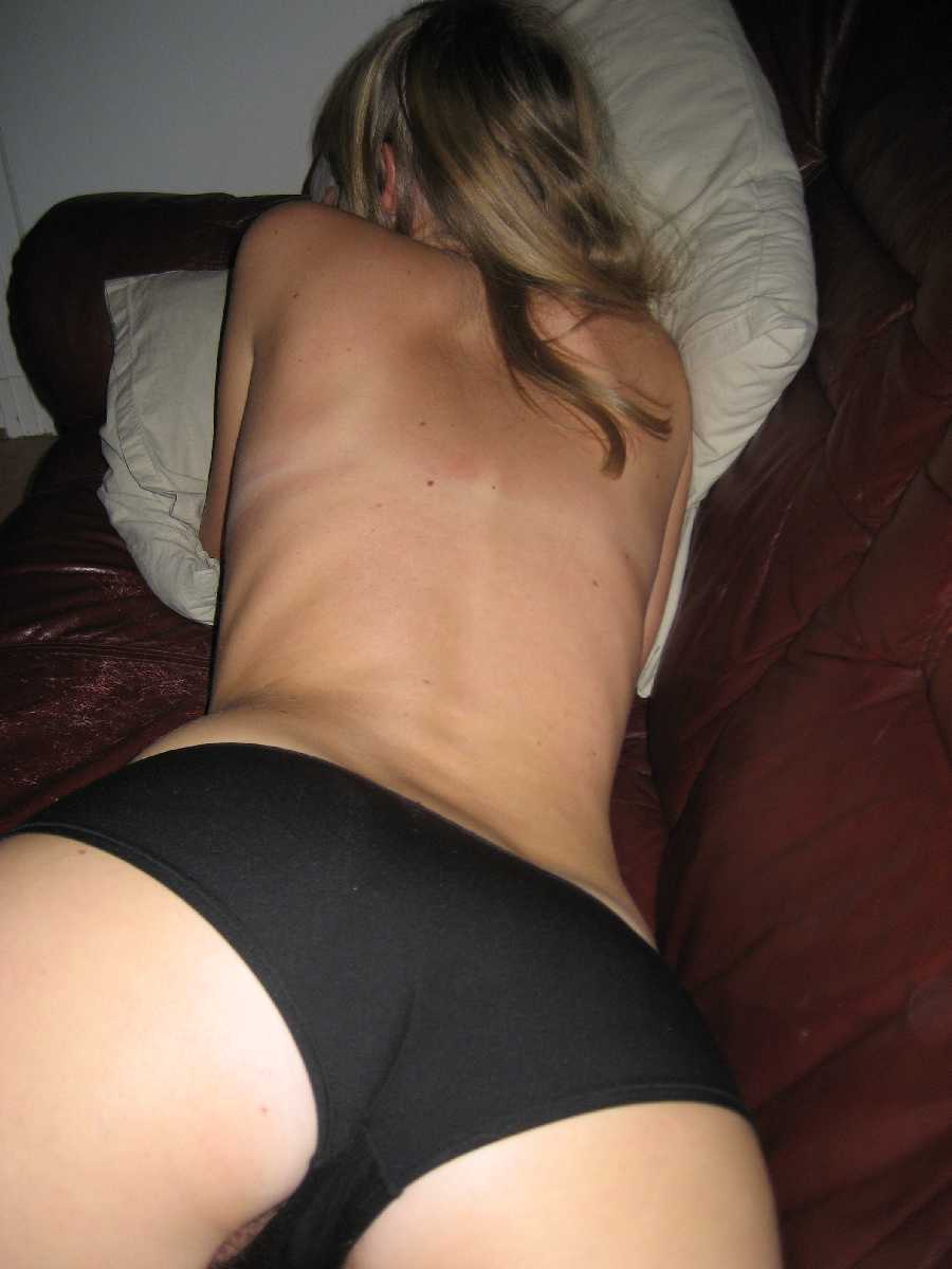 Black Panties Dare