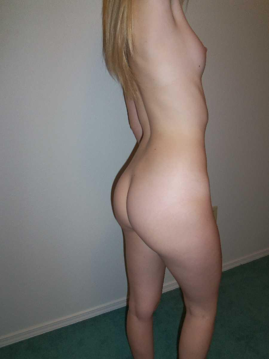 Blonde College Girl Dare