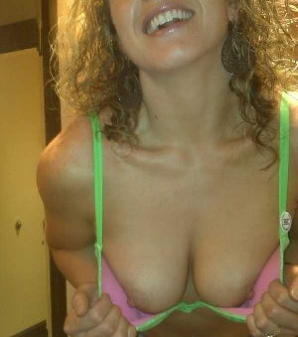 Girl Flashing Dare