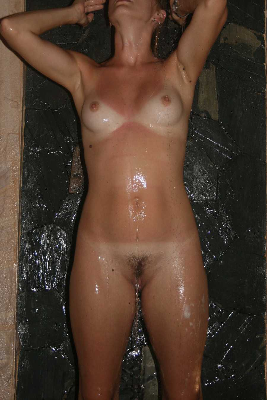 Girl in Shower Dare