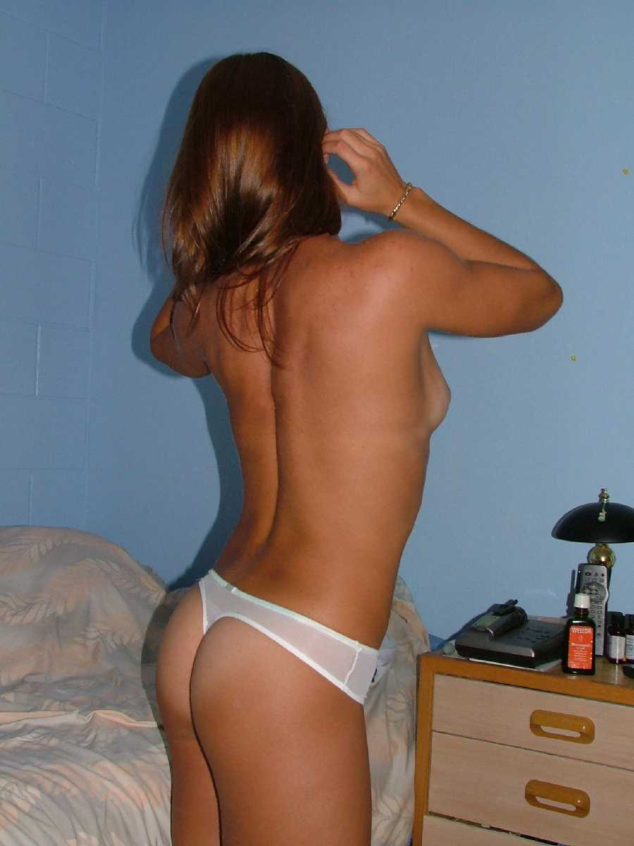 White Thong Dare